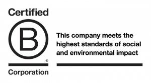 Certified B Corp Seal