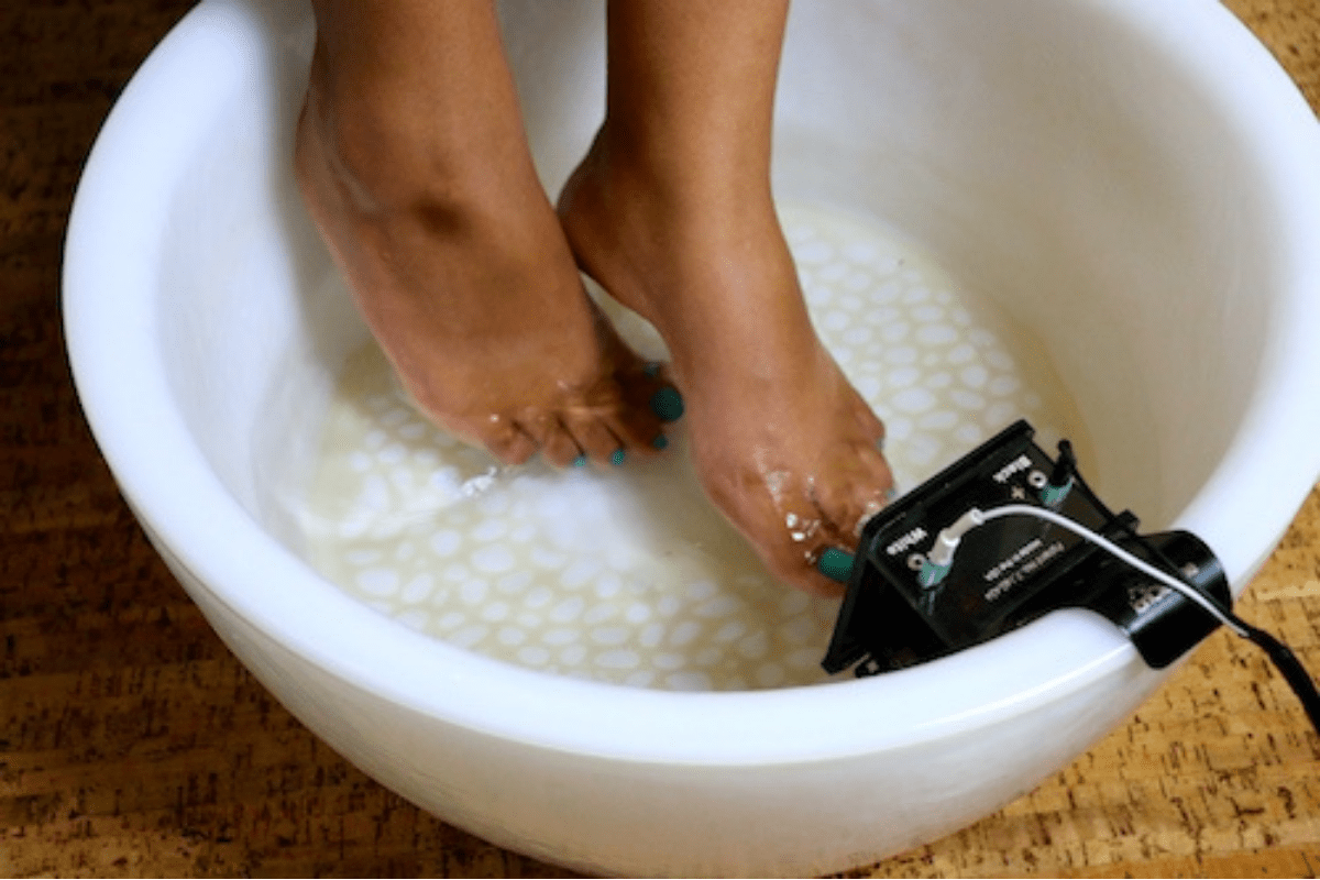 Whole Body Detox Foot Bath